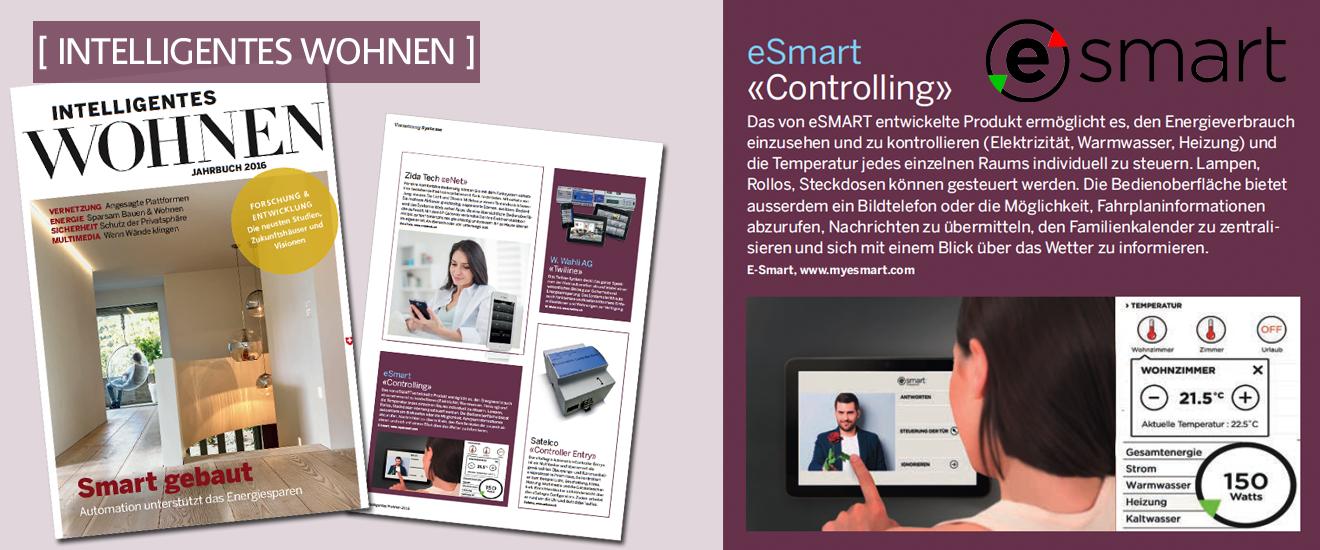 Esmart Jahrbuch Intelligentes Wohnen 2016 Esmart