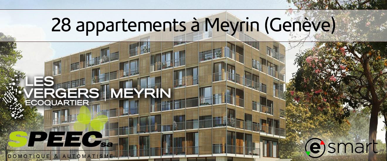 Appartement A Louer A Meyrin