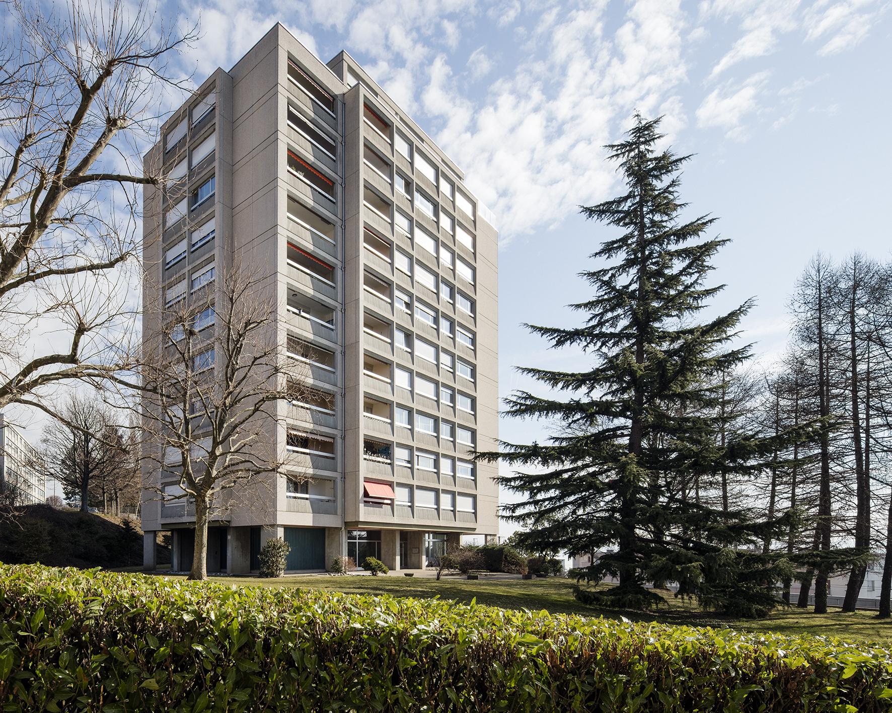 Bauart architectes, Neuchâtel Serrières, Troncs 14, 27 02 17
