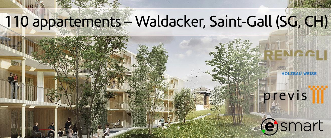 Waldacker, Saint-Gall