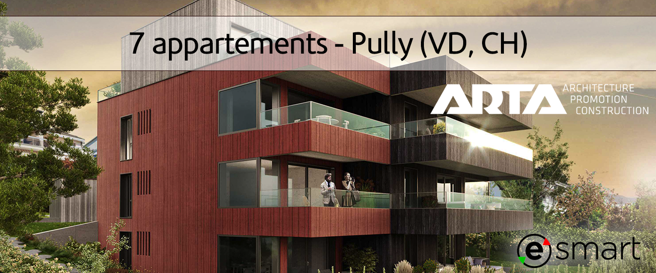 Pully 7 appartements
