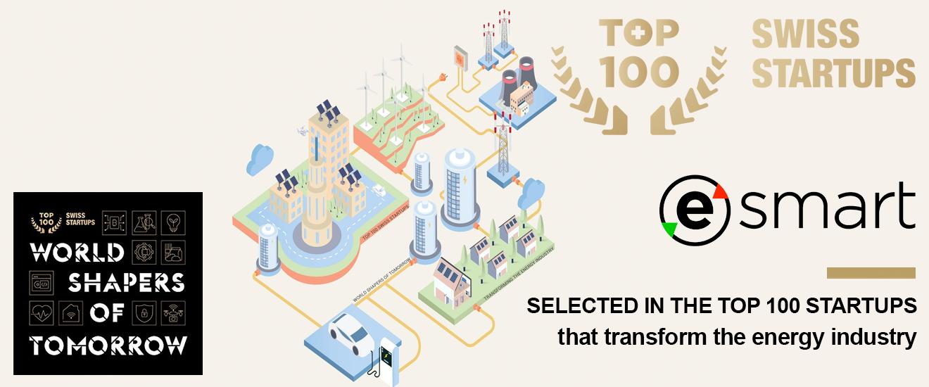Top 100 Swiss Startups
