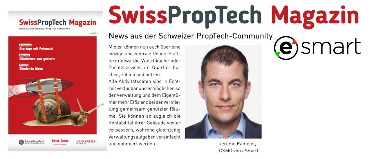 Swiss Prop Tech Magazine